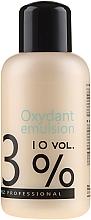 Voňavky, Parfémy, kozmetika Peroxid vodíka v kréme 3% - Stapiz Professional Oxydant Emulsion 10 Vol