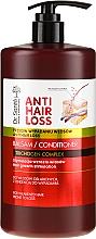 Voňavky, Parfémy, kozmetika Balzam na oslabené a náchylné k vypadávaniu vlasy s dávkovačom - Dr. Sante Anti Hair Loss Balm