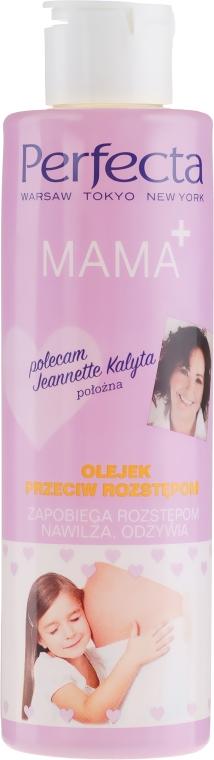 Telový olej proti striám - Perfecta Mama