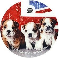 Voňavky, Parfémy, kozmetika BB cushion - Dr. Mola 3rd Generation BB Cushion Dogs