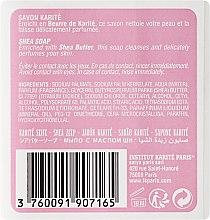 Mydlo - Institut Karite Rose Shea Soap — Obrázky N2