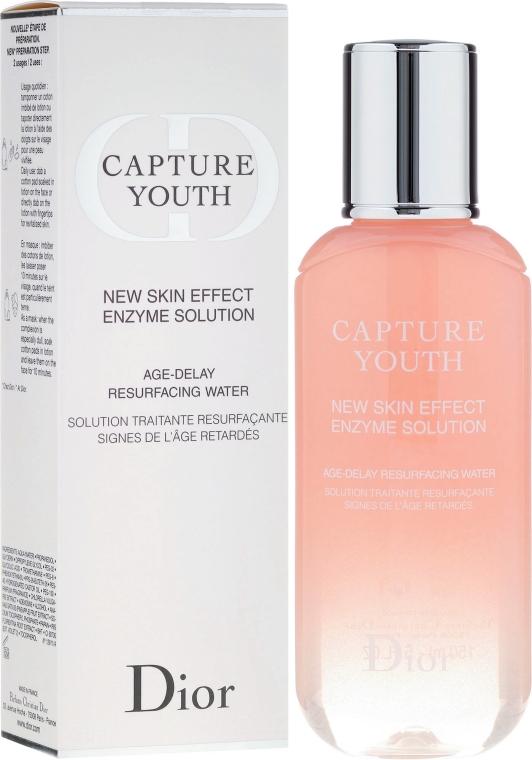 Enzýmový obnovujúcí krém - Dior Capture Youth New Skin Effect Enzyme Solution