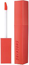 Voňavky, Parfémy, kozmetika Čistiaci matný tint na pery - Tony Moly The Shocking Lip Blur