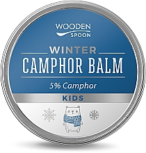 Voňavky, Parfémy, kozmetika Balzam na telo - Wooden Spoon Winter Camphor Balm For Kids