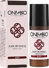 Voňavky, Parfémy, kozmetika Regeneračný denný krém na tvár - Only Bio Fitosterol