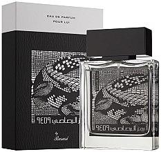 Voňavky, Parfémy, kozmetika Rasasi Rumz Al Rasasi Crocodile Pour Lui - Parfumovaná voda