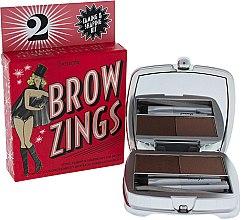 Voňavky, Parfémy, kozmetika Sada na modelovanie obočí - Benefit Brow Zings (2- Warm Golden Blonde)