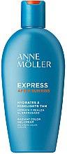 Voňavky, Parfémy, kozmetika Gél-telový krém po opaľovaní - Anne Moller Express After Sun Kiss