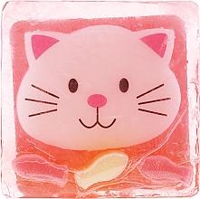 """Voňavky, Parfémy, kozmetika Glycerínové mydlo """"Mačiatko"""" - Chlapu Chlap Glycerine Soap"""