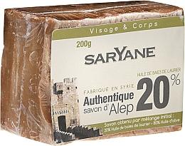 Voňavky, Parfémy, kozmetika Mydlo - Saryane Authentique Savon DAlep 20%