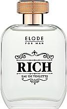 Voňavky, Parfémy, kozmetika Elode Rich - Toaletná voda