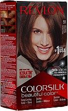Voňavky, Parfémy, kozmetika Odolná farba na vlasy - Revlon ColorSilk Beautiful Color