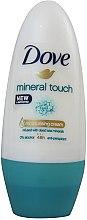 Voňavky, Parfémy, kozmetika Guľôčkový deodorant - Dove Mineral Touch Deodorant Roll-On