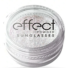 Voňavky, Parfémy, kozmetika Púder na nechty - Silcare Sunglasses Effect Powder