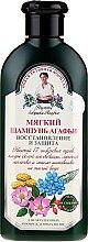 Voňavky, Parfémy, kozmetika Agafín jemný šampón Obnova a Ochrana - Recepty babičky Agafy