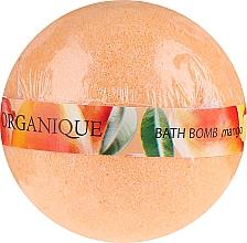 """Voňavky, Parfémy, kozmetika Šumivá guľa do kúpeľa """"Mango"""" - Organique Bath Bomb Mango"""