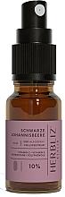 """Voňavky, Parfémy, kozmetika Olejový ústny sprej """"Čierne ríbezle"""" 10% - Herbliz CBD Oil Mouth Spray 10%"""