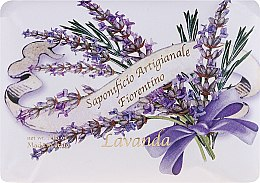 """Voňavky, Parfémy, kozmetika Toaletné mydlo """"Levanduľa"""" - Saponificio Artigianale Fiorentino Lavender"""
