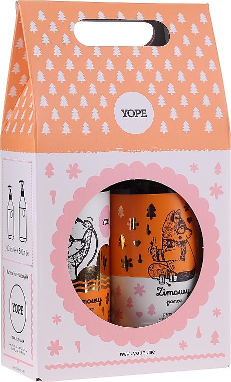 Sada - Yope Winter Punch (soap/500ml + sh/gel/400ml) — Obrázky N1