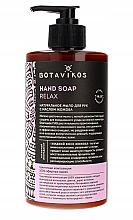 Voňavky, Parfémy, kozmetika Tekuté mydlo na ruky s jojobovým olejom - Botavikos Relax Hand Soap