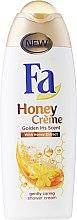 Voňavky, Parfémy, kozmetika Sprchovací krém - Fa Honey Golden Iris Scent Shower Cream
