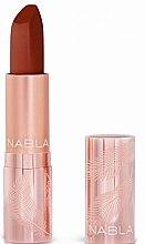 Voňavky, Parfémy, kozmetika Matný ruž na pery - Nabla Cult Matte Bounce Matte Lipstick