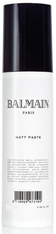 Zmatňujúca pasta na vlasy - Balmain Paris Hair Couture Matt Paste
