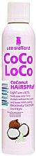 Voňavky, Parfémy, kozmetika Stylingový sprej na vlasy - Lee Stafford Coco Loco Coconut Hairspray