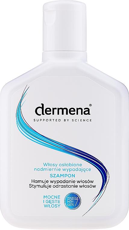 Šampón proti vypadávaniu vlasov - Dermena Hair Care Shampoo