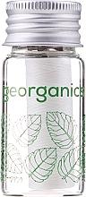 Voňavky, Parfémy, kozmetika Zubná niť, 50 m - Georganics Natural Floss Spearmint