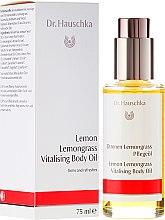 "Voňavky, Parfémy, kozmetika Olej na telo ""Lemon a Lemongrass"" - Dr. Hauschka Lemon Lemongrass Vitalizing Body Oil"