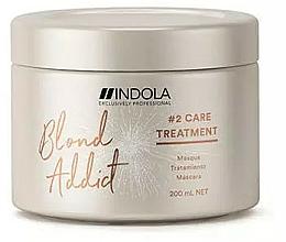 Voňavky, Parfémy, kozmetika Maska na vlasy - Indola Blond Addict Treatment