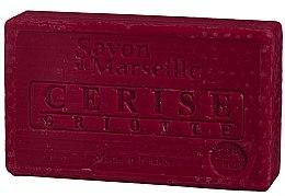 """Voňavky, Parfémy, kozmetika Prírodné mydlo """"Višňa"""" - Le Chatelard 1802 Soap Cherry"""