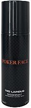 Voňavky, Parfémy, kozmetika Ted Lapidus Poker Face - Dezodorant