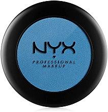 Voňavky, Parfémy, kozmetika Matné tiene - NYX Professional Makeup Nude Matte Shadow
