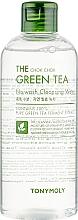 Voňavky, Parfémy, kozmetika Čistiaca voda na tvár - Tony Moly The Chok Chok Green Tea No-Wash Cleansing Water
