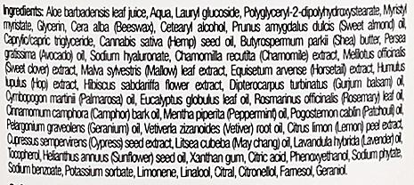 """Telové mlieko """"Konopný olej"""" - Dr. Organic Bioactive Skincare Hemp Oil Skin Lotion — Obrázky N3"""