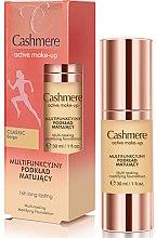 Voňavky, Parfémy, kozmetika Matná tónovácia báza - Dax Cashmere Active Make-Up Mattifying Foundation