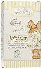 Voňavky, Parfémy, kozmetika Jemná pena do kúpeľa, na telo a vlasy - Anthyllis Gentle Baby Bath