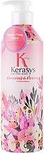 """Voňavky, Parfémy, kozmetika Kondicionér na vlasy """"Fleur"""" - KeraSys Blooming & Flowery Perfumed"""