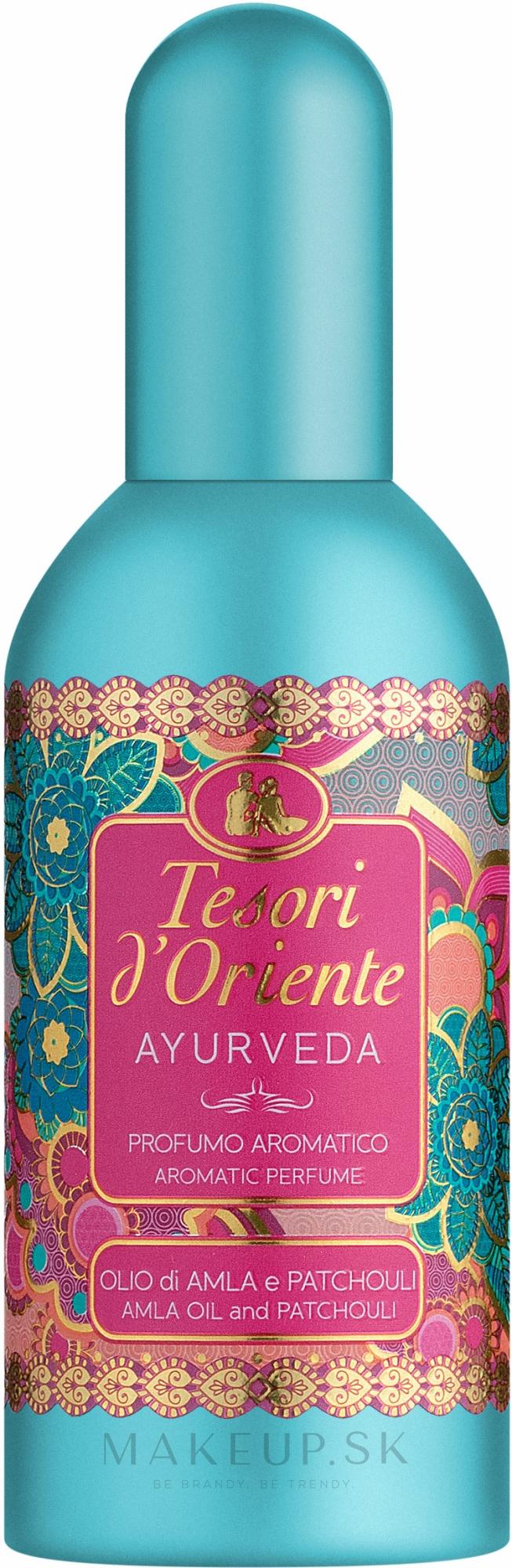 Tesori d`Oriente Ayurveda - Parfumovaná voda — Obrázky 100 ml