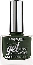 Voňavky, Parfémy, kozmetika Lak na nechty - Deborah Gel Effect Nail Enamel