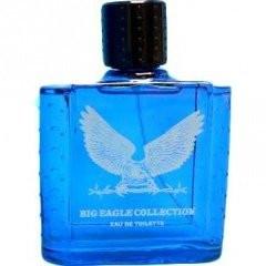 Real Time Big Eagle Collection Blue - Parfumovaná voda
