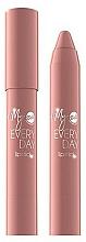 Voňavky, Parfémy, kozmetika Krémový rúž na každodenné použitie - Bell My Everyday Lipstick