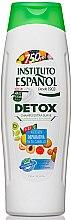 Voňavky, Parfémy, kozmetika Šampón na vlasy - Instituto Espanol Detox Shampoo