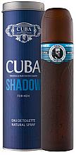 Voňavky, Parfémy, kozmetika Cuba Shadow - Toaletná voda