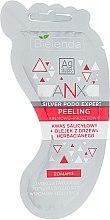 Voňavky, Parfémy, kozmetika Krémový scrub na nohy - Bielenda ANX Podo Detox Foot Scrub Cream