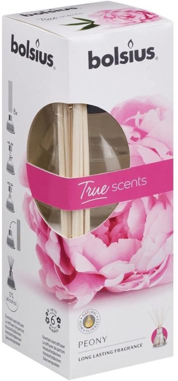 """Aromatický difúzor """"Pivónia"""" - Bolsius Fragrance Diffuser True Scents Peony — Obrázky N1"""