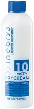 """Voňavky, Parfémy, kozmetika Kyslíkový krém """"Zafír-kolagén"""" 10, 3% - Inebrya Bionic Activator Oxycream 10 Vol 3%"""
