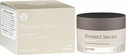 Voňavky, Parfémy, kozmetika Zlisované hydratačné sérum - Blithe Pressed Serum Velvet Yam